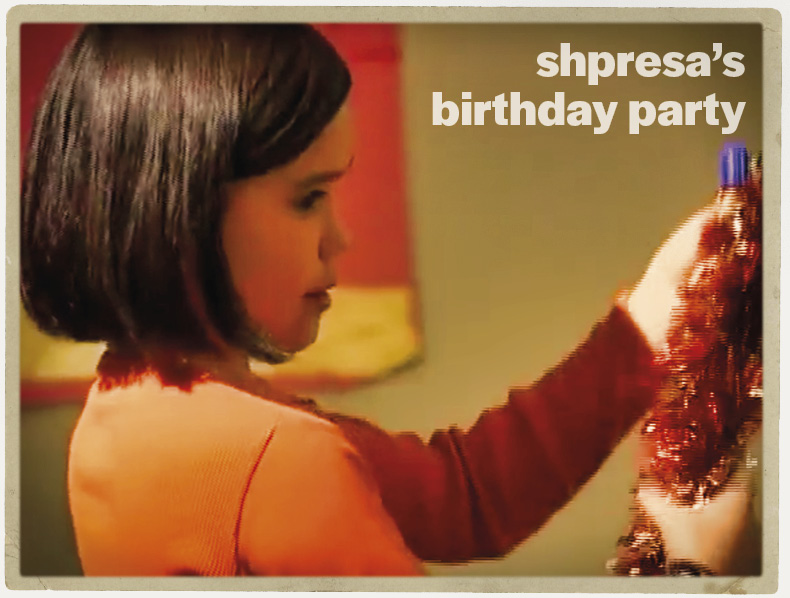 Shpresa's Birthday Party
