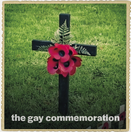 The Gay Commemoration