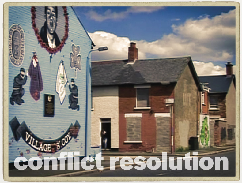 Sharing Space in South Belfast: Conflict Resolution